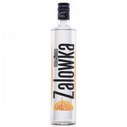 Zalowka Vodka & Mou Karamell 0,7 Liter bei Premium-Rum.de bestellen.