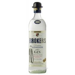 Brokers London Dry Gin 0,7 l