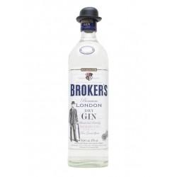 Brokers London Dry Gin...