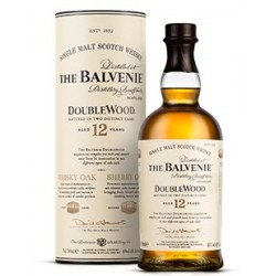 The Balvenie Double Wood 12...