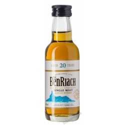 The Benriach 20 Jahre...