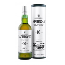 Laphroaig 10 Years Old in...