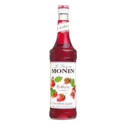 Monin Erdbeere Sirup 0,7 Liter