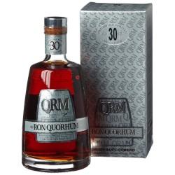 Ron Quorhum 30 Anos Solera...