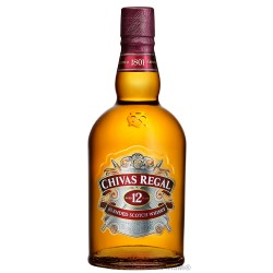 Chivas Regal 12 Years Old...