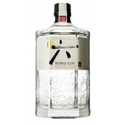 Roku Gin The Japanese Craft Gin 0,7 Liter