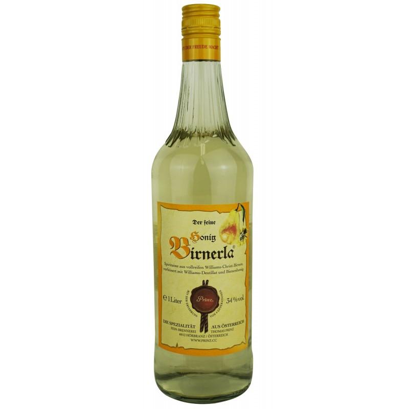 Prinz Honig Birnerla 1,0 Liter bei Premium-Rum.de online bestellen.