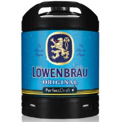 Löwenbräu Original Perfect Draft 6 Liter bei Premium-Rum.de