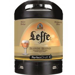 Leffe Blonde Perfect Draft 6 Liter
