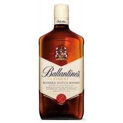 Ballantines Finest Scotch...
