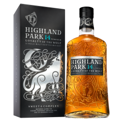 Highland Park 14 Years Old...