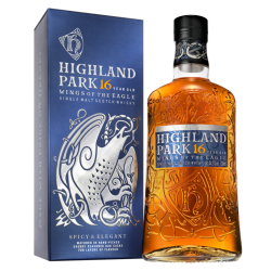 Highland Park 16 Years Old...