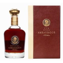 Botucal Ambassador Selection aus Venezuela 0,7 Liter hier bestellen.