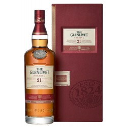 The Glenlivet 21 Jahre Old...
