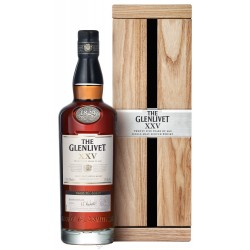 The Glenlivet 25 Jahre Old...