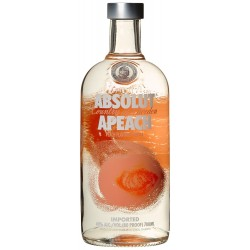 Absolut Vodka Apeach 0,7 Liter