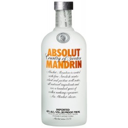 Absolut Vodka Mandarin 0,7...