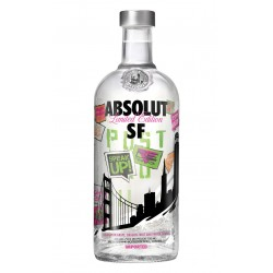 Absolut SAN FRANCISCO...