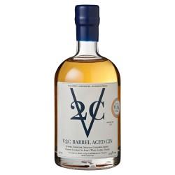 V2C Barrel Aged Gin 0,5 Liter