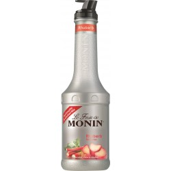 Le Fruit de MONIN Rhabarber...