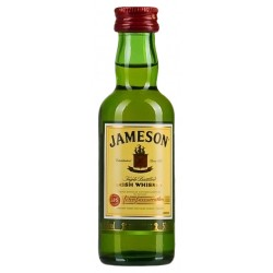 Jameson Irish Whiskey...