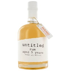 untitled Rum aged 5 years...