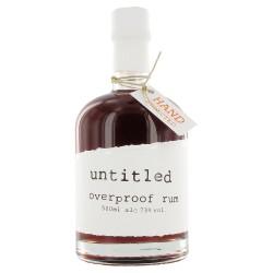 untitled overproof Rum 0,5...