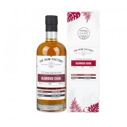 THE RUM FACTORY Double Cask...