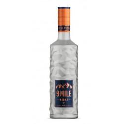 9 MILE Vodka 0,5 Liter mit...