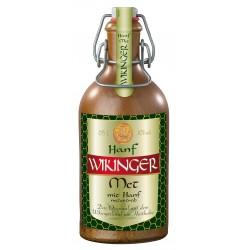 Wikinger Met Hanf 0,5 Liter in Tonflasche