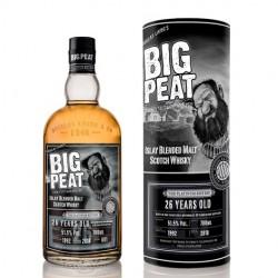 Big Peat 26 Years Old The Platinum Edition 51,5% Vol. 0,7 Liter