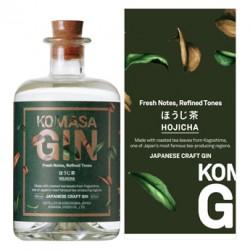 KOMASA HOJICHA Gin 0,5 Liter