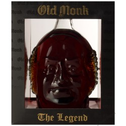 Old Monk The Legend Rum 1,0...