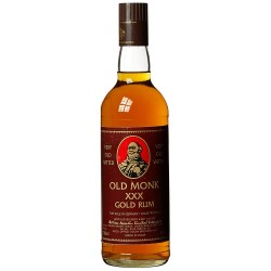 Old Monk XXX Gold Rum 0,7 Liter