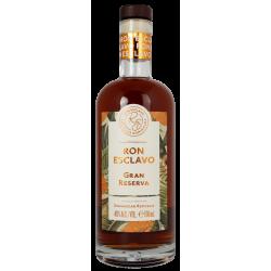 Ron Esclavo Gran Reserva 0,7 Liter hier bestellen.
