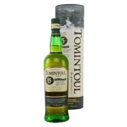 Tomintoul 15 Year Old Peaty...