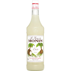 Monin Cocos Sirup 1,0 Liter