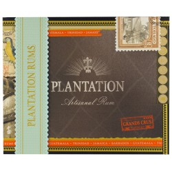 Plantation Rum Cigar Box in...