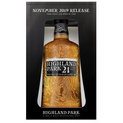 Highland Park 21 Jahre 0,7 Liter