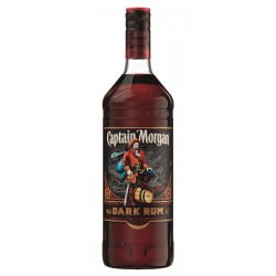 Captain Morgan Dark Rum 1,0...