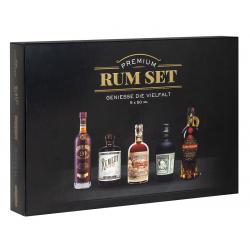 Premium Rum Tasting Set 5 x...