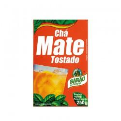 BARÃO Gerösteter Mate Tee...