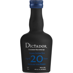 Dictador 20 Anos Distillery...