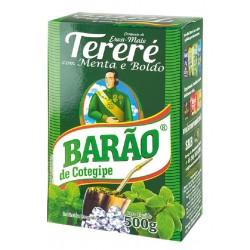 BARÃO Mate-Tee mit Minze...