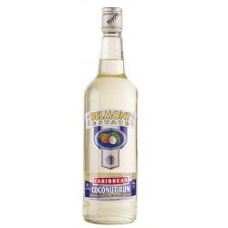 BELMONT ESTATE Caribbean Coconut Rum  0,7 Liter