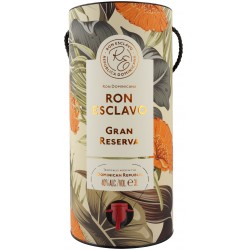 Ron Esclavo Gran Reserva 3,0 Liter Bag in Tube
