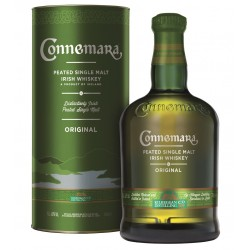 Connemara Peated Single Malt Irish Whiskey 0,7 Liter