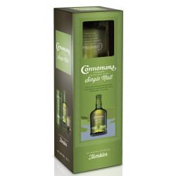 Connemara Peated Single Malt Irish Whiskey 0,7 Liter mit Tumbler