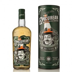 The Epicurean Lowland Blended Malt CASK STRENGTH Glasgow Edition 0,7 Liter