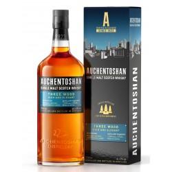 Auchentoshan Three Wood 0,7...
